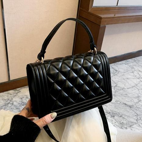 new fashion all-match diamond small square bag NHRU294908's discount tags