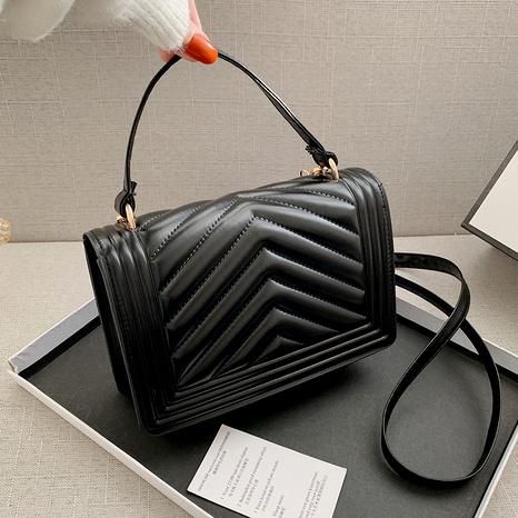 new trendy fashion all-match western messenger bag NHRU294911's discount tags