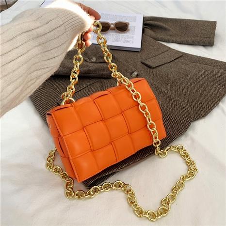 new fashion square shoulder armpit bag NHRU294920's discount tags