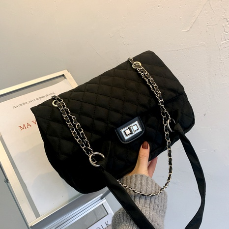 Casual large-capacity tote bag  NHRU294922's discount tags