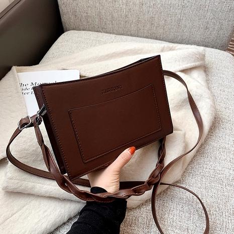 new trendy fashion one-shoulder armpit bag NHRU294935's discount tags