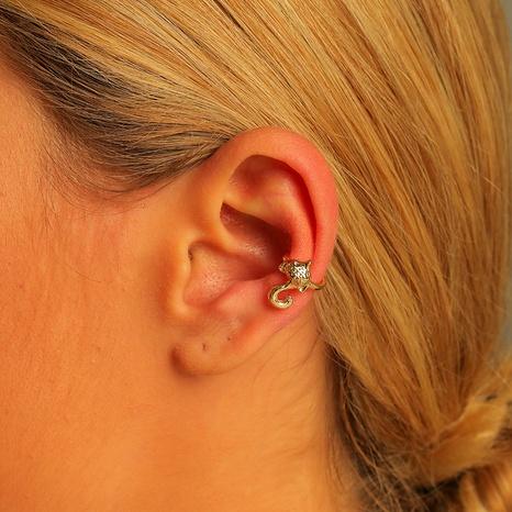 copper little fox adjustable ear clip NHLU295371's discount tags