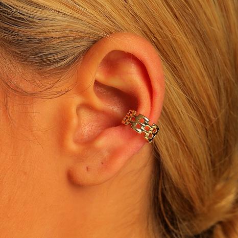 wholesale brass adjustable ear clip NHLU295374's discount tags