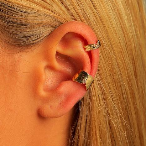 adjustable irregular ear clip 2-piece set NHLU295389's discount tags