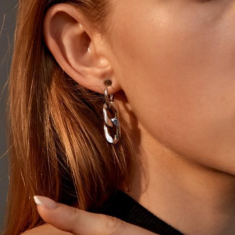 fashion retro metal earrings  NHDP295431's discount tags