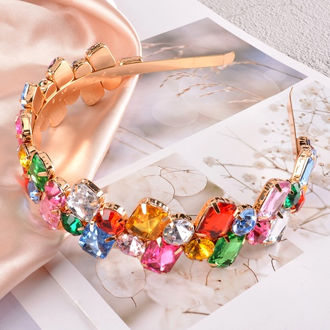 diadema de diamantes de imitación NHAQ295484's discount tags