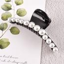 pearl large hair catch clip NHAQ295492