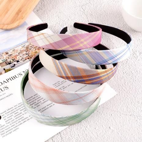 diadema de celosía de moda NHAQ295498's discount tags