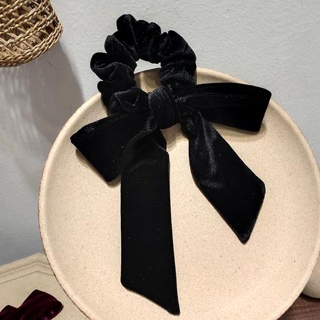Scrunchies franceses del pelo del lazo de la cinta de la cuerda de la cabeza del terciopelo NHAR295620's discount tags