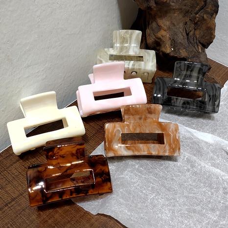 Pince à grain de marbre en acétate de Corée NHAR295648's discount tags