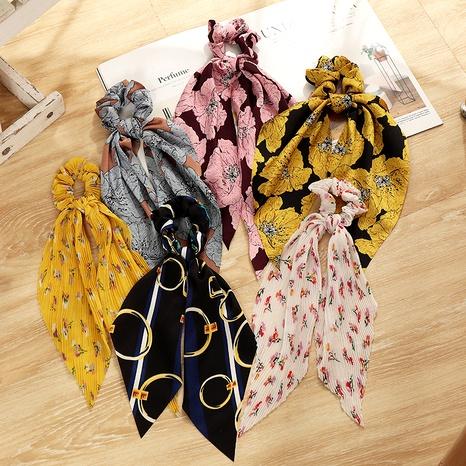 Scrunchies coreanos lindos del pelo simple NHAU295854's discount tags