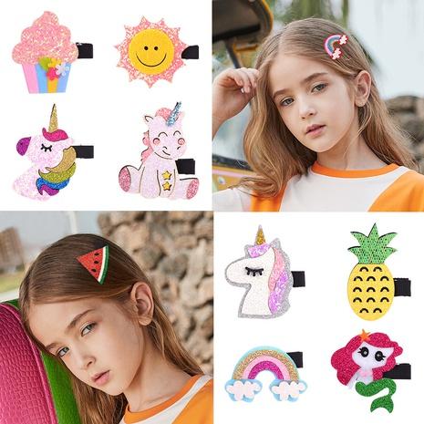 Accesorios para el cabello para niños lindo bebé arco horquilla tocado mujeres NHMO295987's discount tags