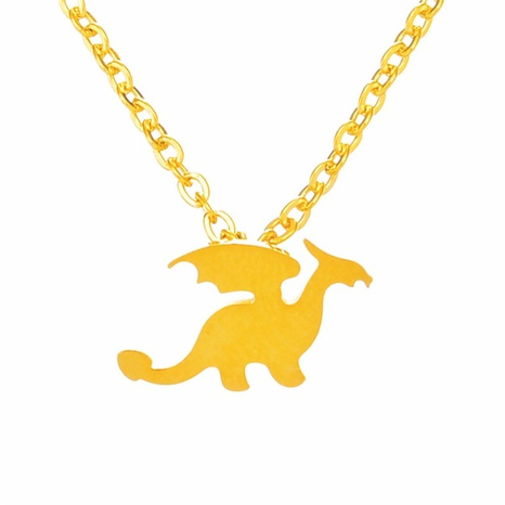 small dinosaur necklace NHMO295995's discount tags