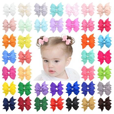 Harper Small Bow Haarnadel Baby Kopfschmuck Mädchen Haarschmuck NHMO296000's discount tags