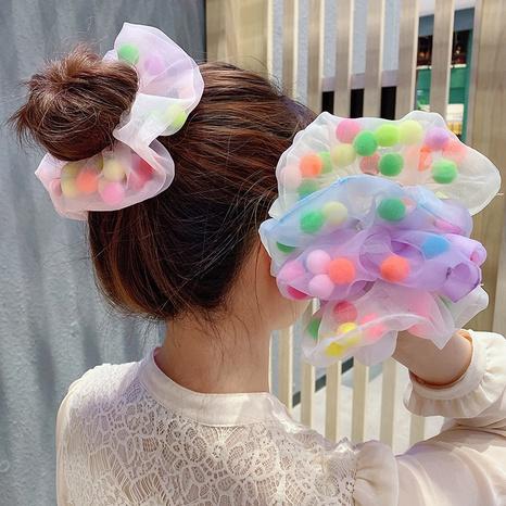 neue süße Farbe süße Haar Haargummis NHMO296014's discount tags