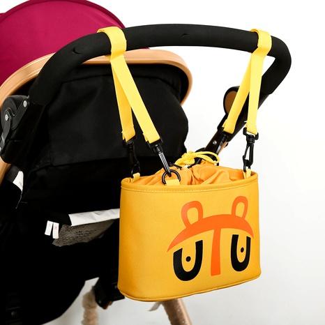 Creative stroller cartoon waterproof multifunctional portable hanging bag NHAV296128's discount tags