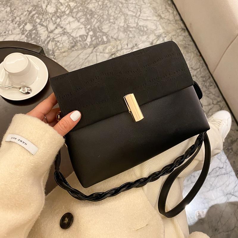 fashion casual messenger bag  NHEX296488