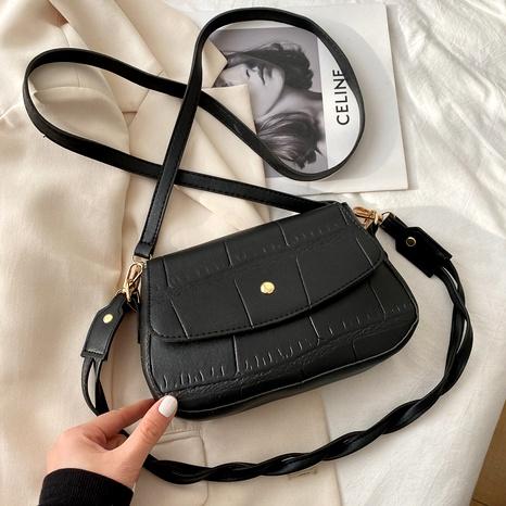 Mode One-Shoulder kleine quadratische Tasche NHRU296525's discount tags