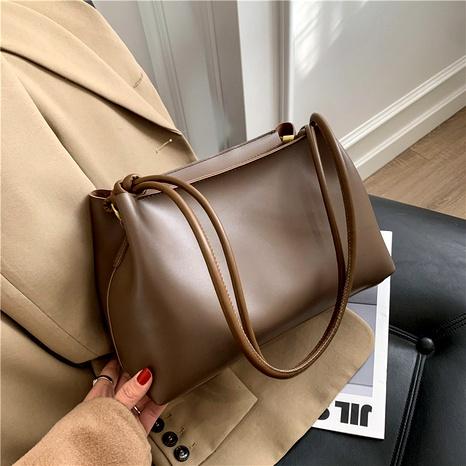 Mode-Single-Shoulder-Tasche mit großer Kapazität NHJZ296561's discount tags