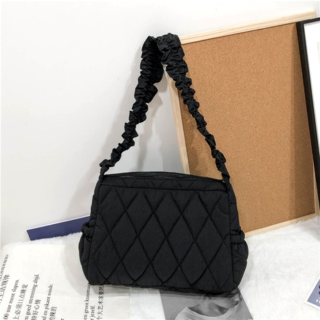 simple casual one-shoulder underarm bag NHJZ296578's discount tags