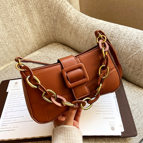 new trendy fashion casual underarm bag NHJZ296597's discount tags