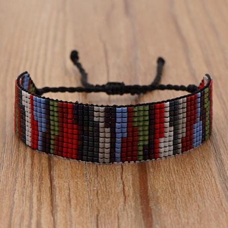 Bohemian Miyuki Rice Beads Handmade Beaded Bracelet NHGW296773's discount tags
