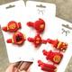 Red Children's Hair Accessories  NHDI296863