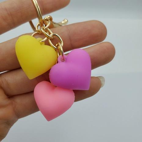cute heart pendant keychain  NHDI296869's discount tags