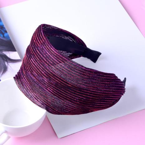 Spitzen rutschfestes Stirnband mit breiter Krempe NHAQ297044's discount tags