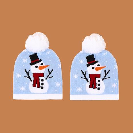Christmas woolen knit hat male treasure Korean wild children's hat  NHTQ270140's discount tags