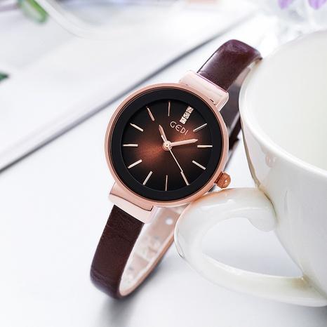 reloj impermeable casual de moda NHSR297411's discount tags