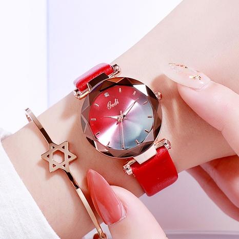fashion waterproof quartz watch  NHSR297424's discount tags