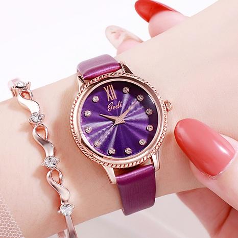 Fashion Diamond Waterproof Watch  NHSR297425's discount tags
