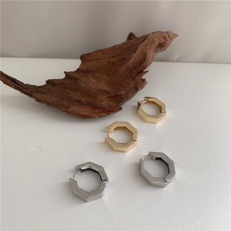 irregular fashion circle earrings  NHYQ297496's discount tags