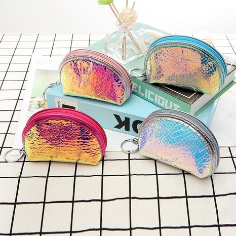 mini sac de rangement créatif à motif peau de serpent NHAE297561's discount tags