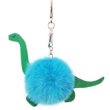 Pu cartoon dinosaur shape keychain NHAP297604's discount tags