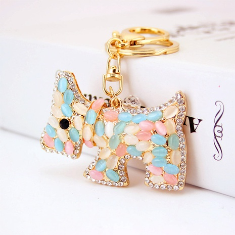 Creative Korean Style Keychain  NHAK297624's discount tags