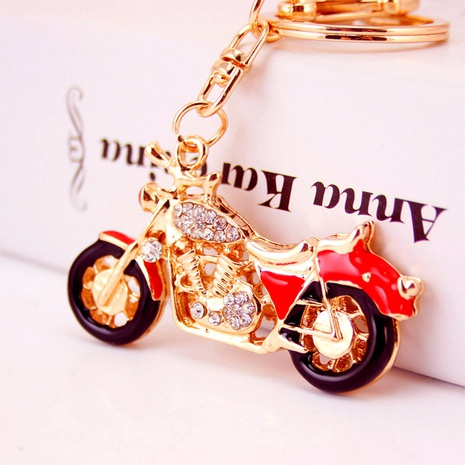 Motorcycle Locomotive Keychain  NHAK297636's discount tags