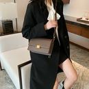 Retro fashion oneshoulder messenger bag NHLH297837