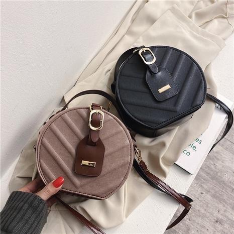 runde kleine Tasche NHRU297875's discount tags