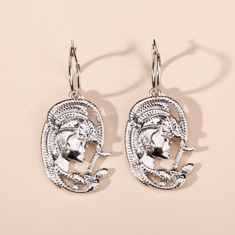 Fashion serpentine Maria earrings NHQC298048's discount tags