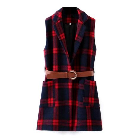 chaleco de chaqueta sin mangas de moda NHAM290261's discount tags