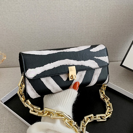 fashion one-shoulder underarm bag  NHRU290453's discount tags