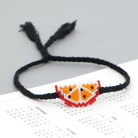 Miyuki Rice Beads Handmade Beaded Bracelet NHGW298063's discount tags