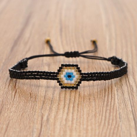 Miyuki Rice Bead Bracelet NHGW298100's discount tags