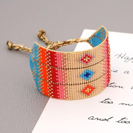 Miyuki rice beads handmade beaded  NHGW298104's discount tags