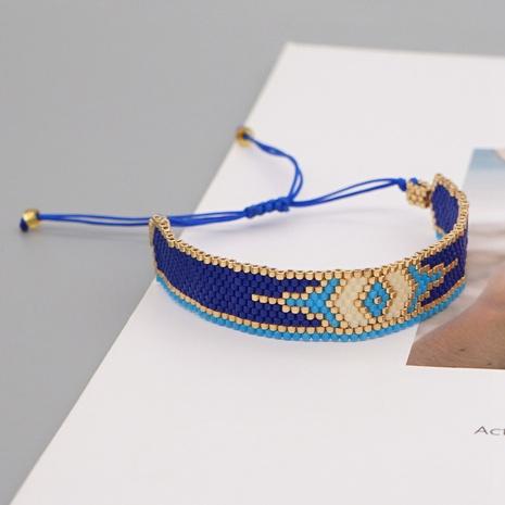 Turkish blue eyes evil eyes religious totem ethnic style bracelet  NHGW298110's discount tags