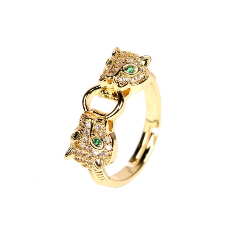 micro-inlaid zircon open ring  NHPY298127's discount tags