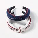 fashion retro widebrimmed headband NHMD298177