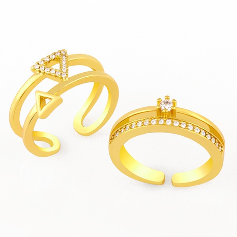 fashion adjustable open ring  NHAS298195's discount tags
